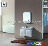 New style HS-C2370 32 inch slim bathroom storage cabinet with drawers vanity