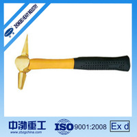 Aluminum or Beryllium copper alloy Hammer Testing,Non-sparking Safety Tools