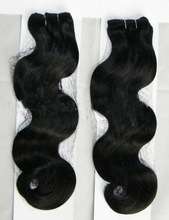 Relaxed Texture Brazilian Remy Machine Weft