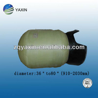 FRP Filteration water tanks / Vessels for household drinking water / water equipment