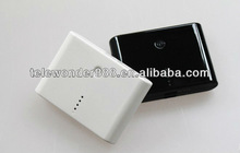 12000mah Portable Power Bank for iphone/ipad/blackberry/gps/psp/camera