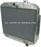 aluminum plate and bar water in rdiator/excavator water radiator