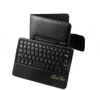 3 in 1 (Wireless Bluetooth Keyboard+leather Case+for iPad2 Stand) Aluminum bluetooth keyboard genuine case for iPad 2(China (M