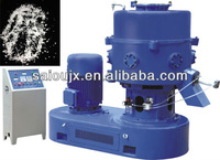 Densifier agglomerator for plastic recycling