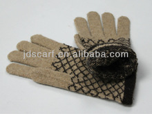 2013 winter thick warm glove Korean fashion gloves men fashion gloves (JDG-001 col.01#)