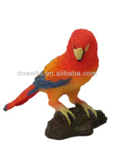China wholesale high quality plastic toy birds 3D toys