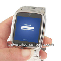 TW810 Touch Screen Wrist mobile phone with 3G SIM card fm watch mobile phone