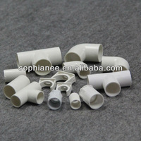 Hot Types Large PVC Pipe Fittings with Joint