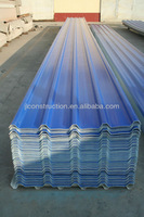 Factory UPVC Roofing Tile Sheets Popular In Philippines