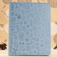 Slim Magnetic PU Leather Stand Case Smart Cover for ipad