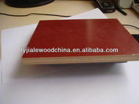 melamine glue, hardwood/poplar/combi core,tego film faced plywood factory from Linyi