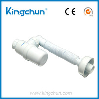 New Design plastic flexible sink drain waste pipe hose