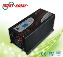 High quality Solar power inverter 5000w hybrid used in solar power home system