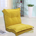 New listing Sweden single beach adjustable yellow chair