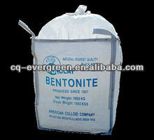 500kg virgin polypropylene pp bulk bags/jumbo bag/ton bag for beach sand