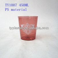 disposable plastic beer cups 450ml