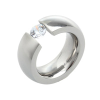 China Ring Jewelry Wholesaler Stainless Steel Jewelry Factory
