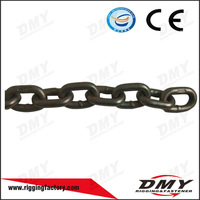 G70 Galvanized Zipped Link Chain NACM96