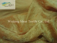 Polyester Diamond Velvet Fabric for bedding