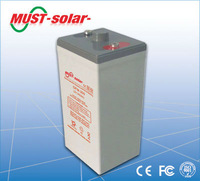 telecom lead acid battery 2v 3000ah