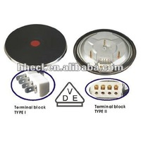 Electric Hotplate Parts With Thermostat