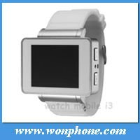 2012 New I3 Watch Cell Phone + Touch Screen