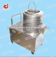 Hot-selling Potatoes Slicer and Chopper Processing Machine