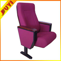 JY-605M theater chair cover fabric church chair cover fabric chair seat cover fabric