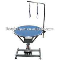 Adjustable Pet Hydraulic Grooming Table Dog Grooming Table