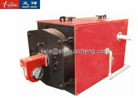 300KW Horizontal Flue Tube Oil Hot Water Boiler