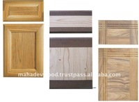 Kitchen Cupboard Doors In Solid Wood at Low rate