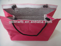 rope handle cooler bag