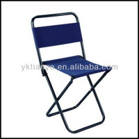 Best quality stylish folding fishing chair with plastic arm