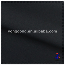 High quality charming black poly fabric for underwear