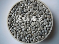completely light gray polishing ground gravels