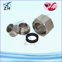 Food grade welded 4 inch stainless steel pipe fittings