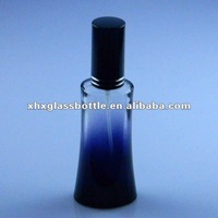 30ml 50ml 100ml colorful empty glass perfume bottle with atomizer