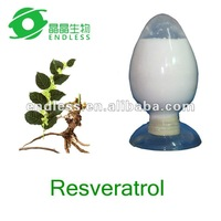Bulk Resveratrol 98% powder supplier herb medicine