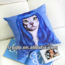 modern stylish plush pillow ,stuffing cushion