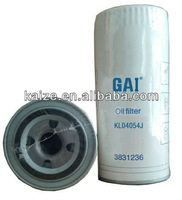 Oil filter 3831236 for VOLVO truck filter