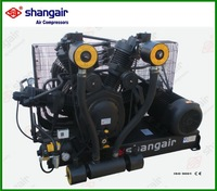 shangair 83SW 40bar Air Compressor Without Tank Reciprocating Air Compressor For PET Brand names air compressors