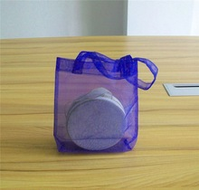 organza drawstring pouches/sweets bags for weddings