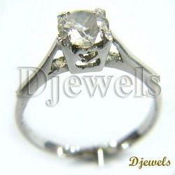 Diamond Engagement Rings, Gold Diamond Rings, White Gold Jewelry