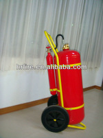 XL 50kg Wheeled ABC Dry Chemical Powder Fire Extinguisher