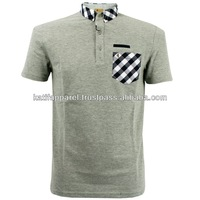 Printed polo shirts, clothes, Pocket print polo t shirt,