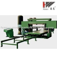 PU hard foam sheet cutting machine (with knife)