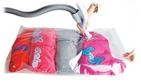 2012 Hot sell colorful vacuum compressed bag for colthing