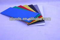 1.0mm thickness color PVC sheet for photo album