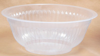 TS-15043 pp 400ml disposable plastic bowl