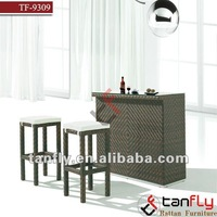 TF-9309 patio bar table and stool